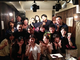 奇聞屋ライブ100回記念.JPG